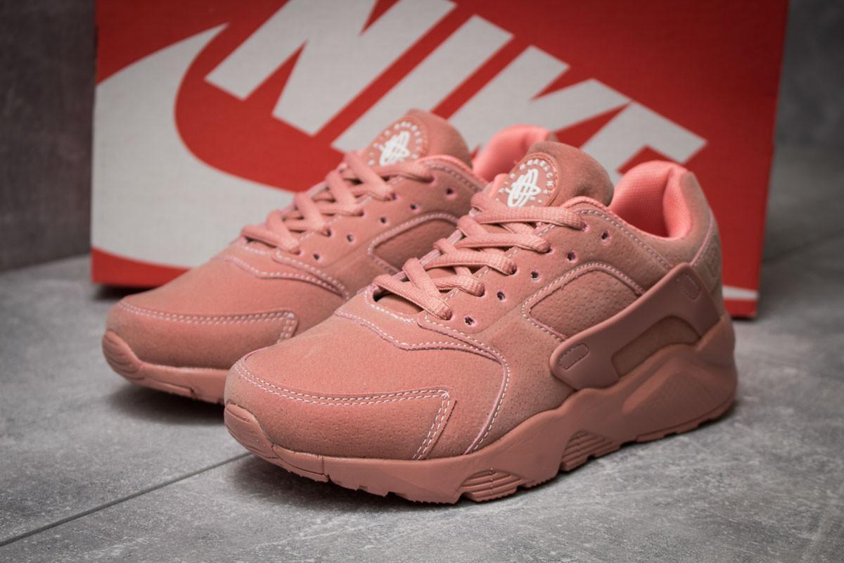 Кроссовки женские 14064, Nike Air, розовые ( размер 36 - 22,7см )