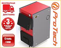 Твердотопливный котел «ProTech» D Luxe ТТ 9, 12, 15 - 30 кВт