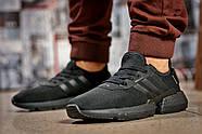 Кроссовки мужские 15321, Adidas POD - S3.1, черные ( размер 44 - 28,5см ), фото 2