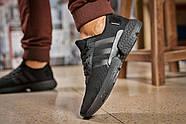 Кроссовки мужские 15321, Adidas POD - S3.1, черные ( размер 44 - 28,5см ), фото 4
