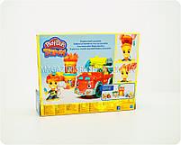 """Набір пластиліну Play-Doh Місто """"Пожежна машина"""", B3416, фото 2"""