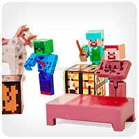 Набор фигурок «Minecraft» (Майнкрафт, 13 предметов), фото 6