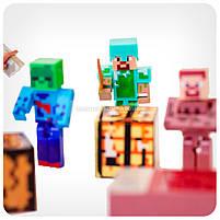 Набор фигурок «Minecraft» (Майнкрафт, 13 предметов), фото 7