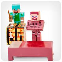 Набор фигурок «Minecraft» (Майнкрафт, 13 предметов), фото 8
