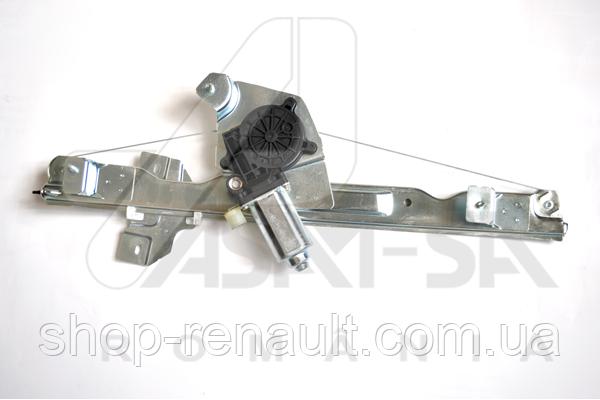 Cтеклоподъемник передний - правый (с эл. приводом) Duster/Sandero ASAM 32043