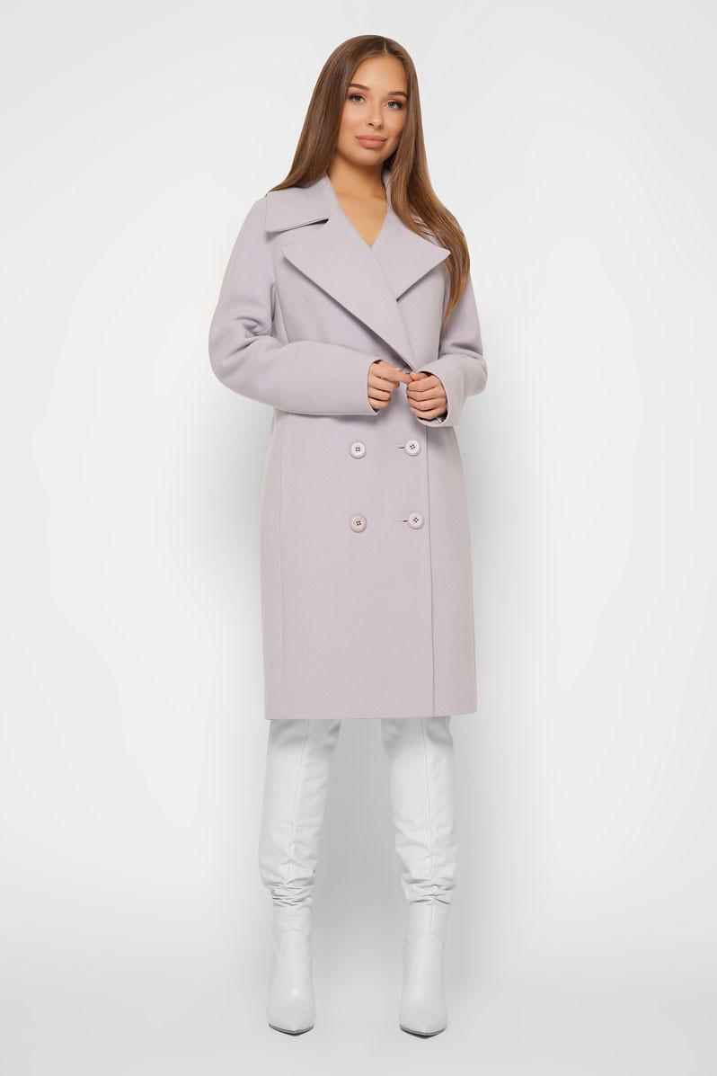 Трендові кашемірове пальто