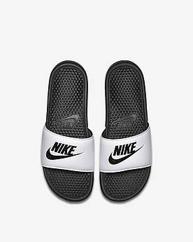 Шлепки Nike Benassi JDI 343880-100