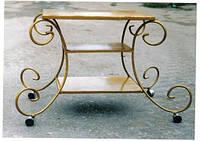 Садовые столики из металла, кованые, купить в Херсоне