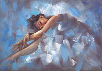 Картины для интерьера купить «Балерина»