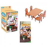 Игровой набор Happy Family Столовая (012-01B)
