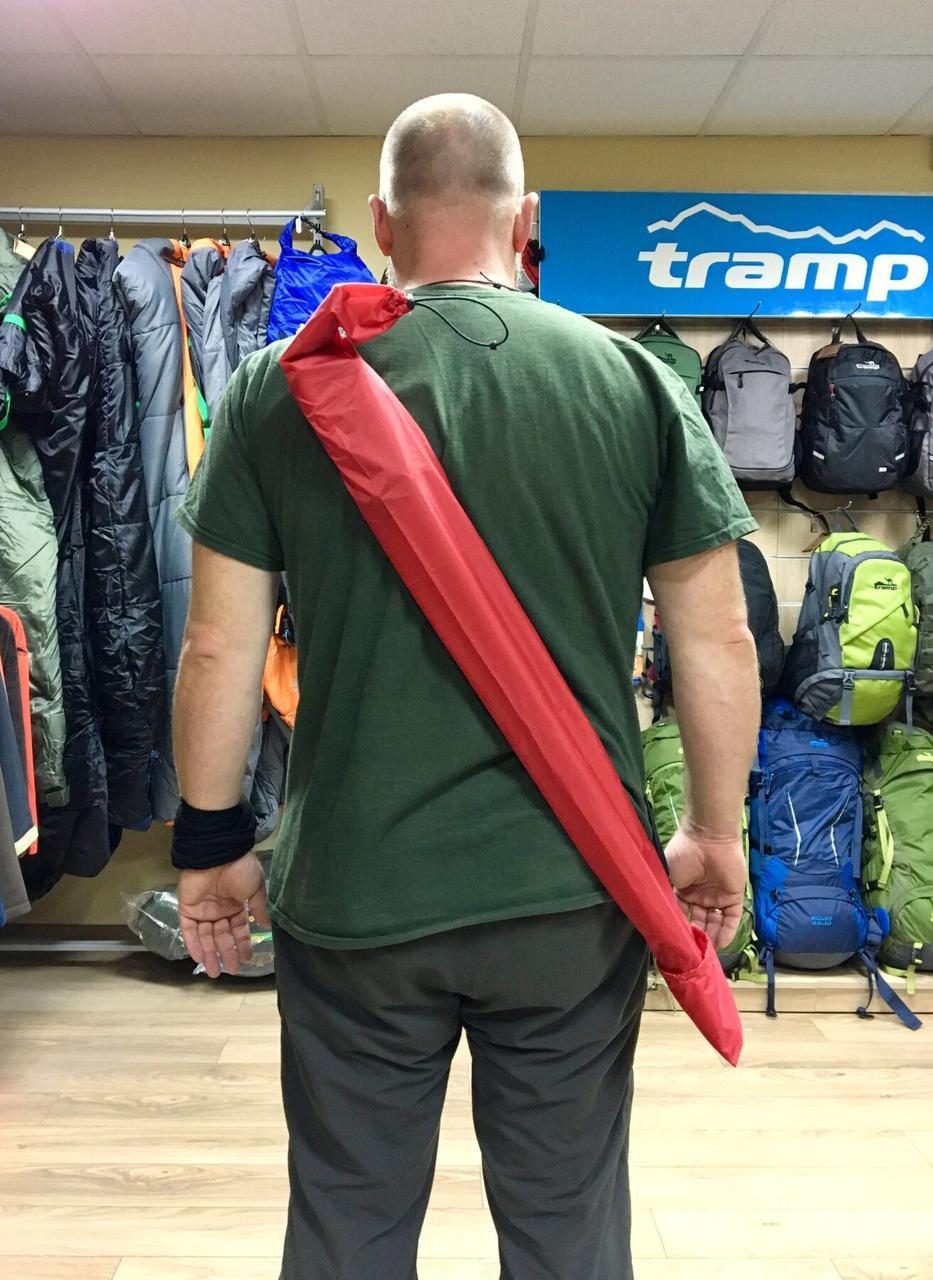 Чехол для скандинавских палок Tramp NW Cover 100 см красный