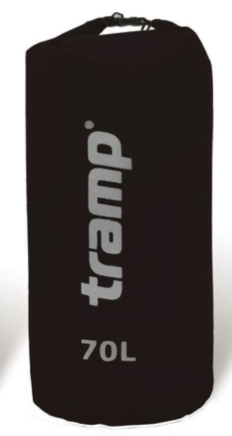 Гермомешок Tramp Nylon PVC 70 черный
