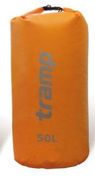 Гермомешок Tramp PVC 50 л (оранжевый)