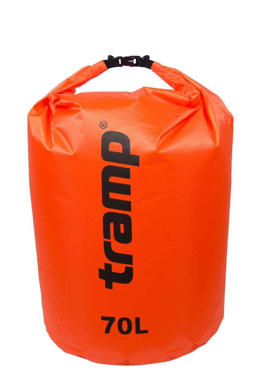 Гермомешок Tramp PVC Diamond Rip-Stop оранжевый 70л