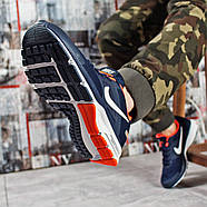 Кроссовки мужские 16152, Nike Pegasus 30, темно-синие ( размер 46 - 29,7см ), фото 5