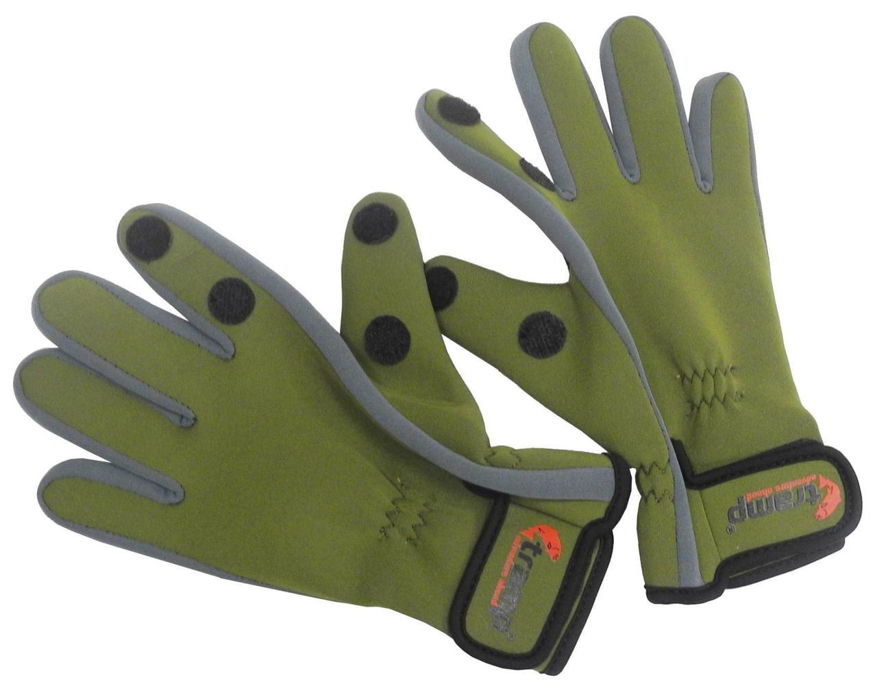 Неопреновые перчатки Tramp TRGB-002-L