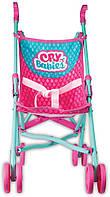 Дитяча коляска тростина для ляльки IMC Cry Babies Baby Doll Stroller (99999IM) (B07NGTLSX5)