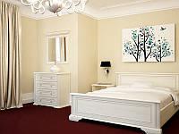 Ліжко Гербор Вайт 160 16