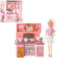 Набор мебели 'Кухня' в комплекте с куклой T789-A12