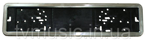 Рамка номера нерж. Vitol РН-70050