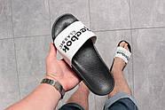 Шлепанцы мужские 16271, Reebok, черные ( размер 44 - 28,5см ), фото 3