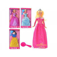 Кукла DEFA 8261 'Принцесса', 29см