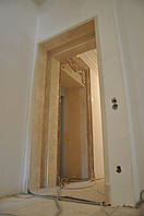 Лифтовый портал из мрамора, фото 1
