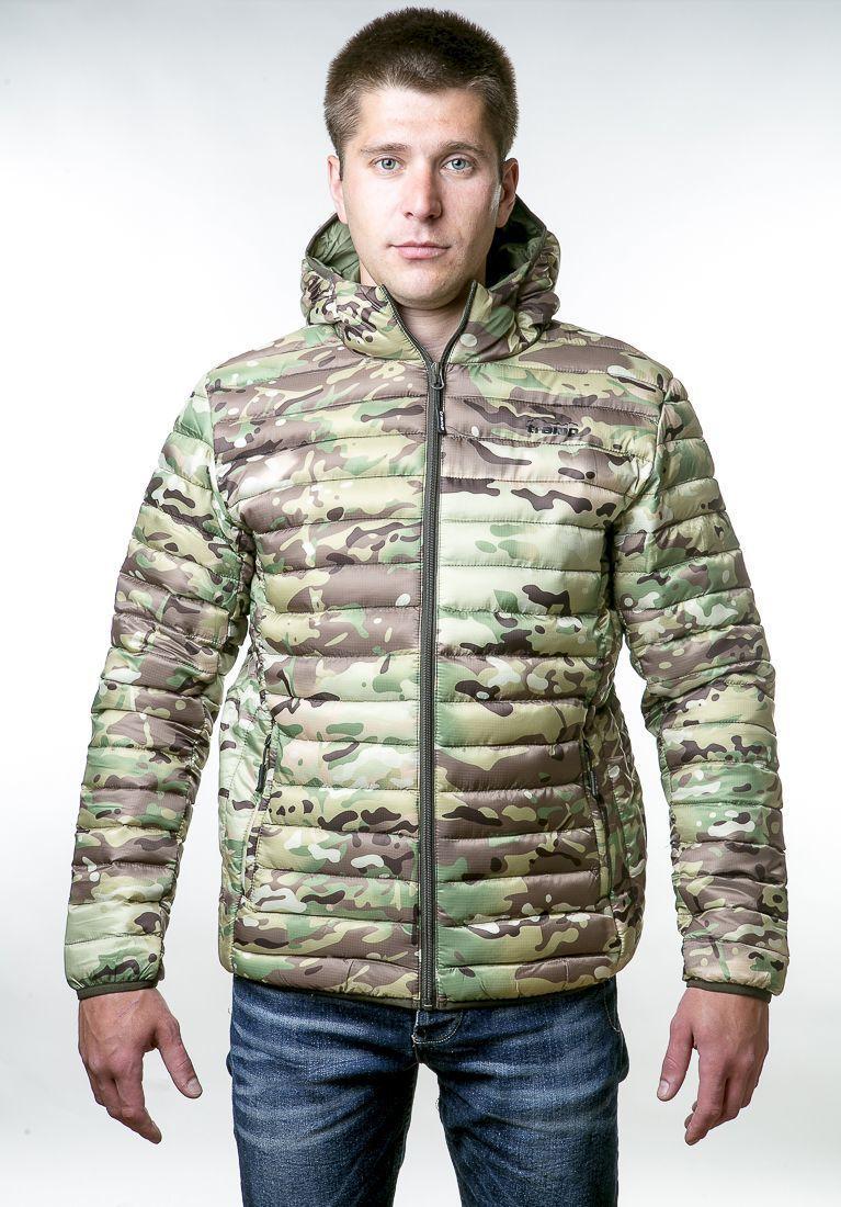 Куртка утеплена Tramp Urban multicam S