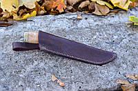Пошив ножен из натуральной кожи для Вашего ножа