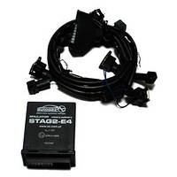 Эмулятор инжектора STAG 2-E4/E, 4 цил., разъем Europa/Bosch