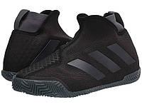 Кроссовки/Кеды adidas Stycon Clay Core Black/Night Metallic/Grey Six, фото 1