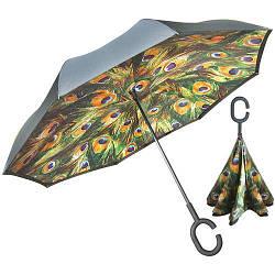 Зонт обратного сложения, 8 спиц, MH-2713-11