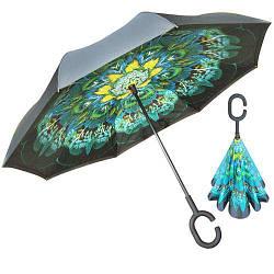 Зонт обратного сложения, 8 спиц, MH-2713-13