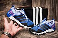 Кроссовки женские 70650, Adidas Kanadia 7 TR  ( 100% оригинал  ), синие ( 36,5  ), фото 3