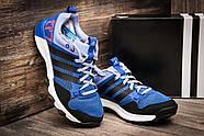 Кроссовки женские 70650, Adidas Kanadia 7 TR  ( 100% оригинал  ), синие ( 36,5  ), фото 4