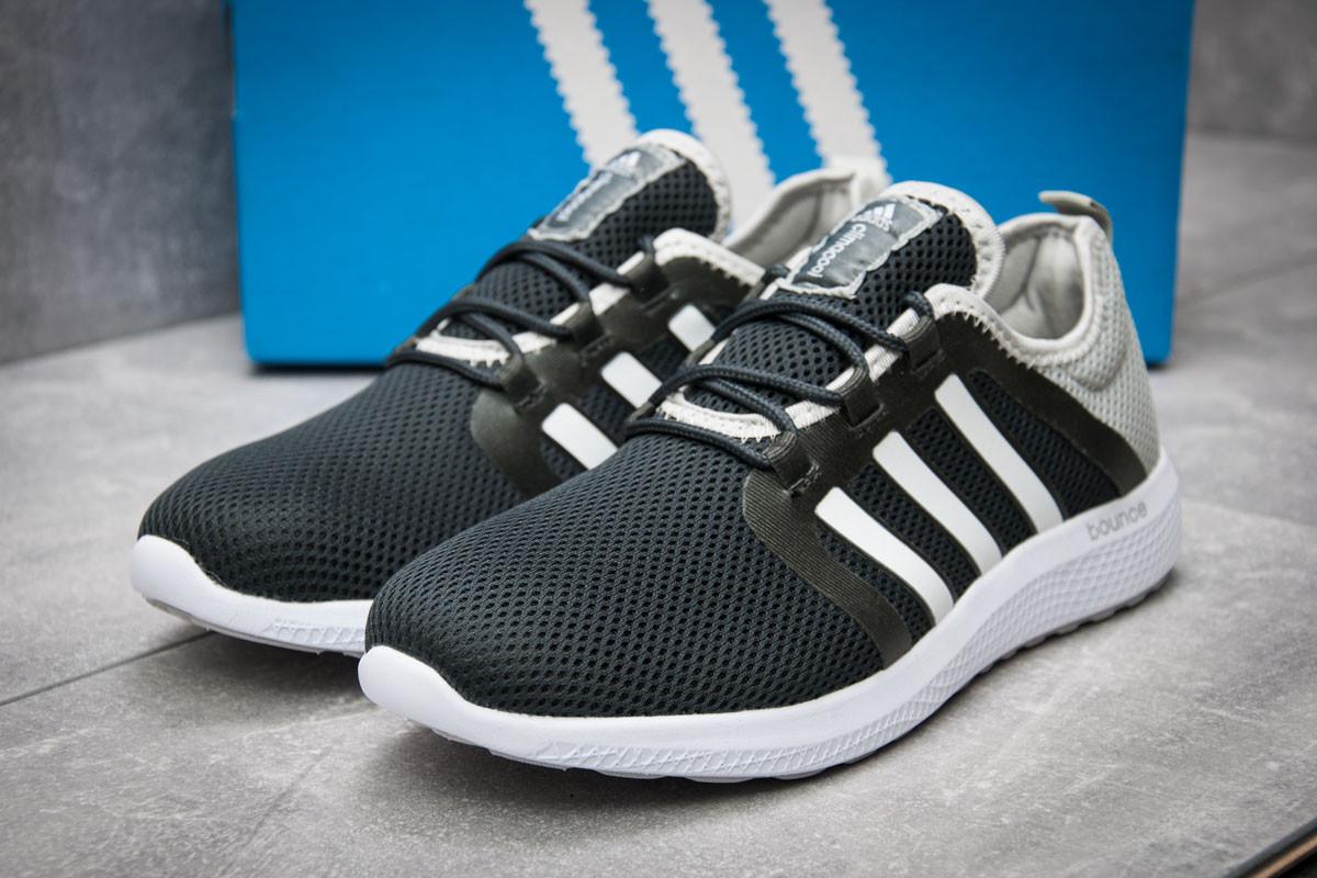 Кроссовки мужские 12411, Adidas  Bounce, серые ( размер 44 - 28,6см )