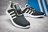 Кроссовки мужские 12411, Adidas  Bounce, серые ( размер 44 - 28,6см ), фото 5