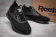 Кроссовки женские 12464, Reebok  Zoku Runner, черные ( размер 40 - 25,9см ), фото 5