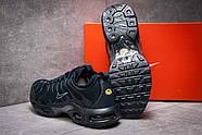 Кроссовки мужские 12971, Nike Air Tn, темно-синие ( размер 44 - 28,0см ), фото 4
