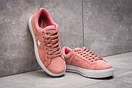 Кеды женские 13842, Converse, розовые ( размер 39 - 24,6см ), фото 3