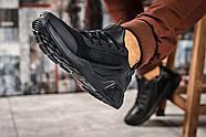 Кроссовки мужские 14541, Fila Wade Running, черные ( размер 41 - 25,4см ), фото 5