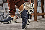 Кроссовки мужские 14603, Nike Tn Air, синие ( размер 42 - 26,6см ), фото 4