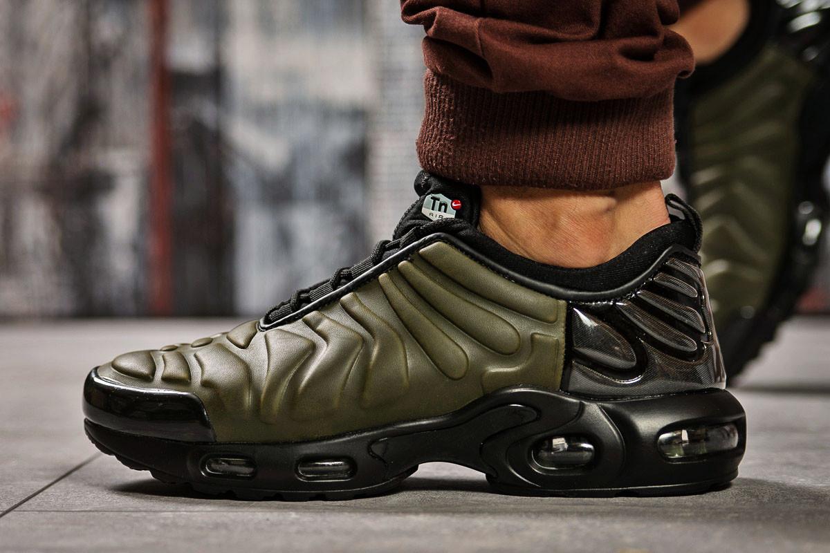 Кроссовки мужские 14604, Nike Tn Air, хаки ( размер 41 - 25,8см )