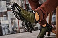Кроссовки мужские 14604, Nike Tn Air, хаки ( размер 41 - 25,8см ), фото 5