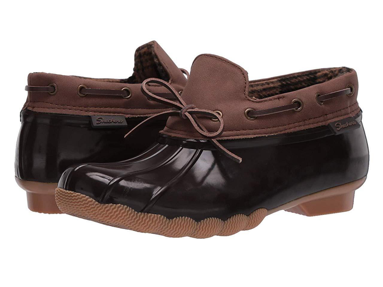 Ботинки/Сапоги SKECHERS Pond - Posy One Chocolate/Brown