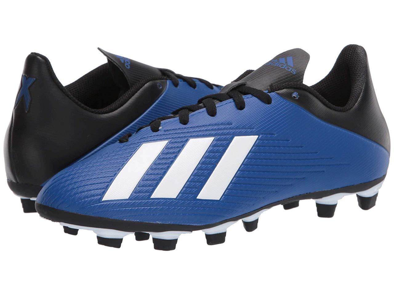 Кроссовки/Кеды adidas X 19.4 FxG Team Royal Blue/Footwear White/Core Black
