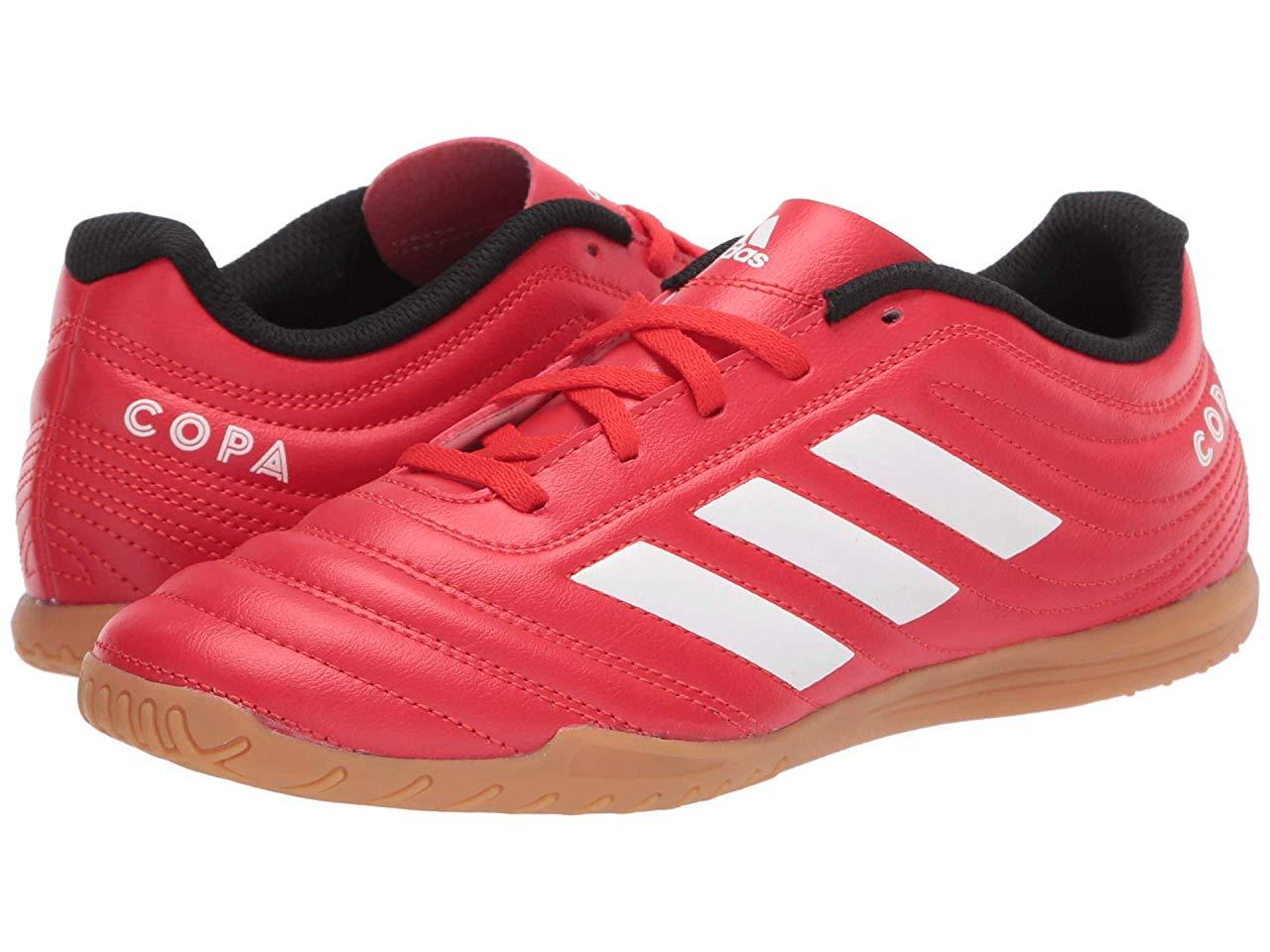 Кроссовки/Кеды adidas Copa 20.4 IN Active Red/Footwear White/Core Black
