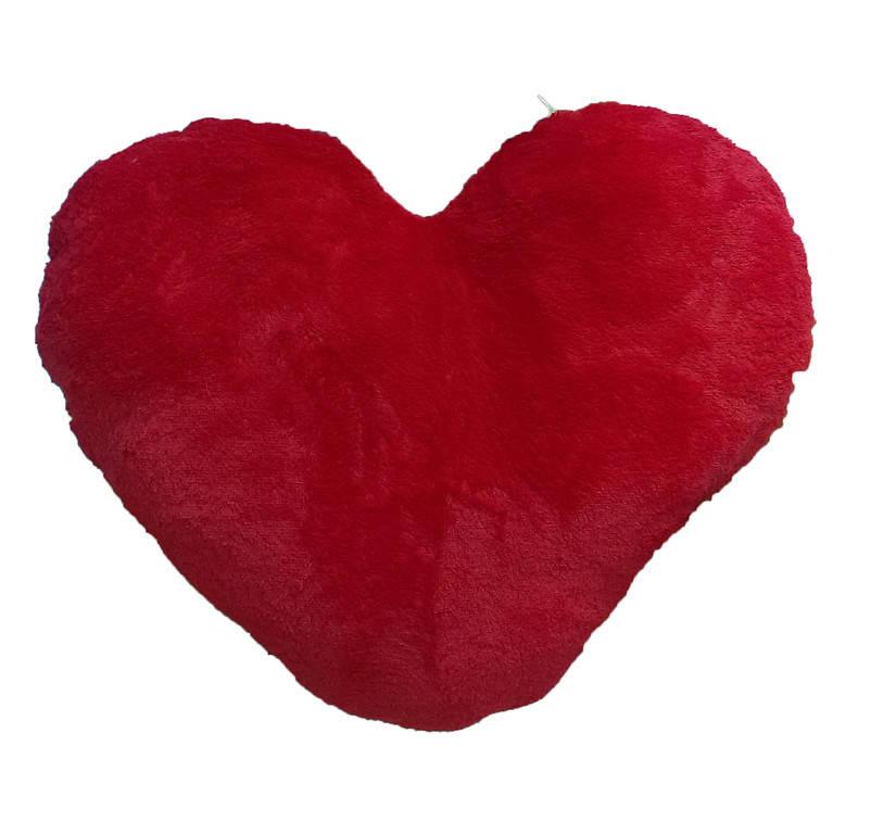 Большая плюшевое Сердце 100 см