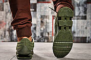 Кроссовки мужские 14735, Adidas Porsche Desighn, зеленые ( размер 42 - 27,0см ), фото 3