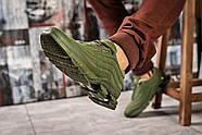 Кроссовки мужские 14735, Adidas Porsche Desighn, зеленые ( размер 42 - 27,0см ), фото 5